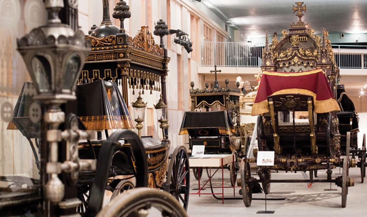 museo carrozze funebri