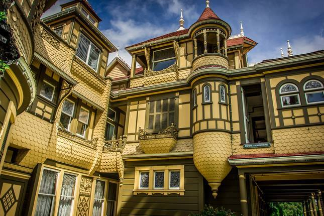 winchester house storia