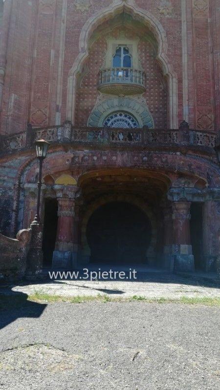 castello sammezzano visite