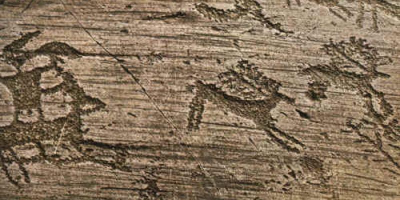 incisioni rupestri capo di ponte