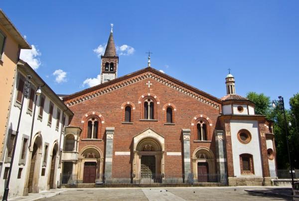 chiesa sant eustorgio milano