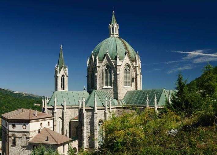 basilica castelpetroso