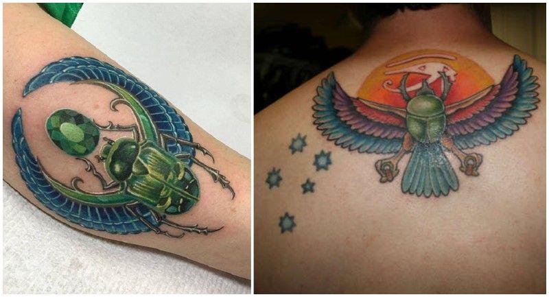 tatuaggi egiziani
