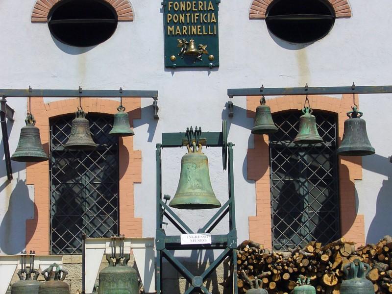 agnone campane