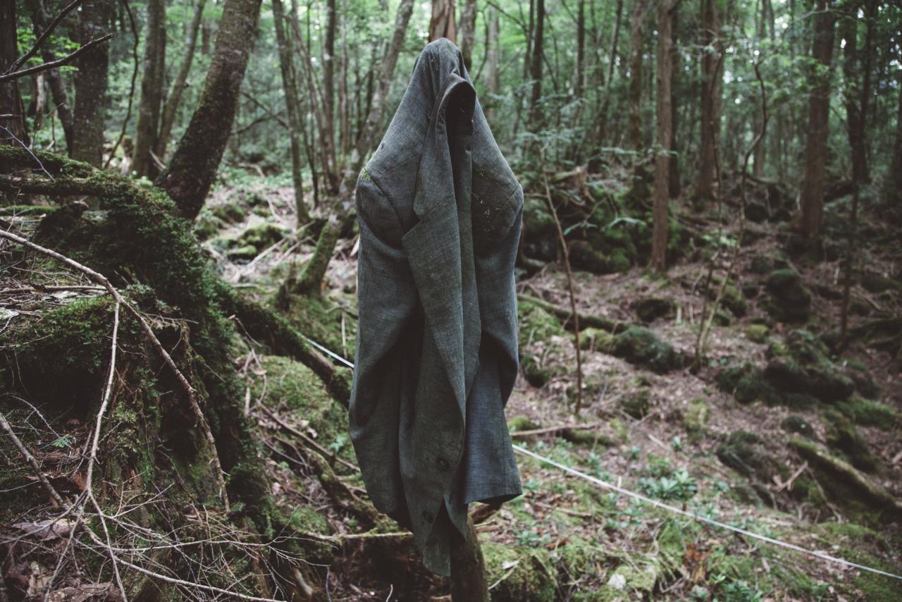 bosco dei suicidi