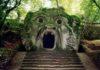 giardino dei mostri