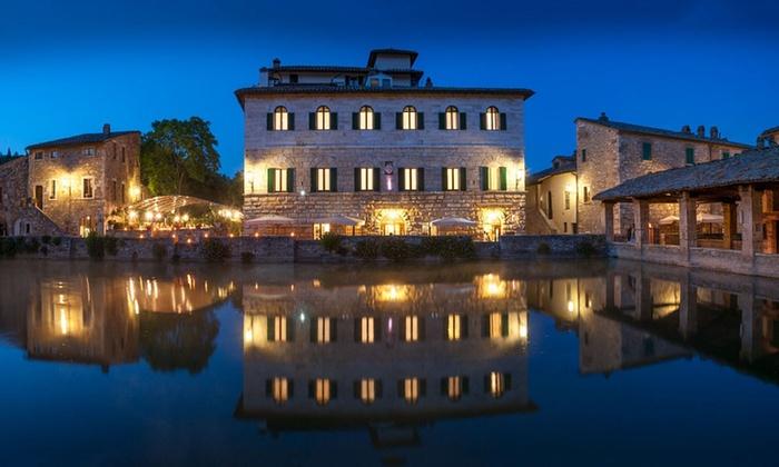Bagno Vignoni – La Piazza Delle Sorgenti 3 Pietre