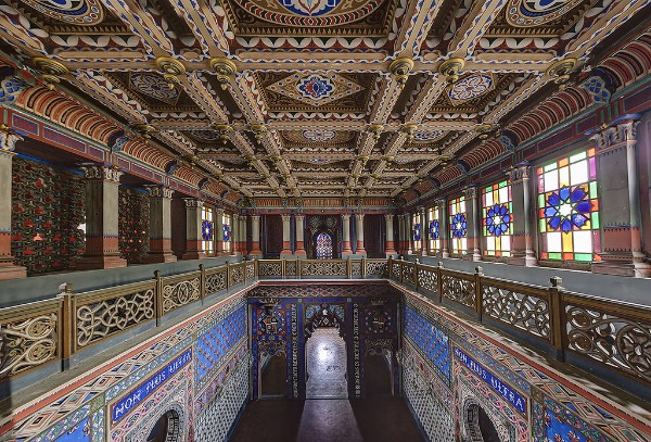 castello sammezzano