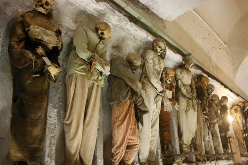catacomba palermo