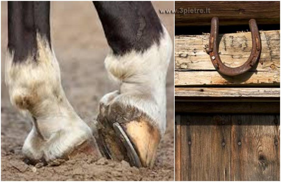 ferro di cavallo portafortuna