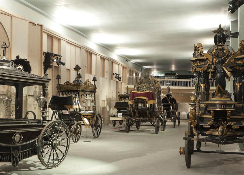 Museo delle carrozze funebri