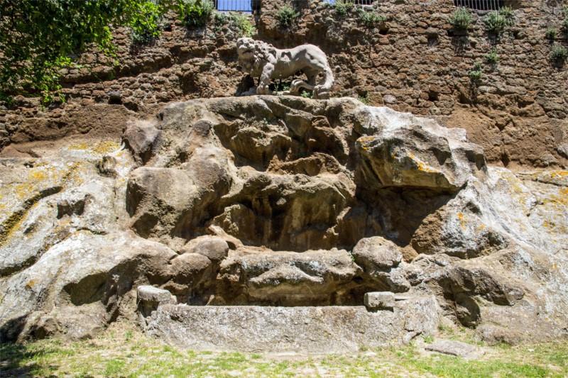 monterano antica