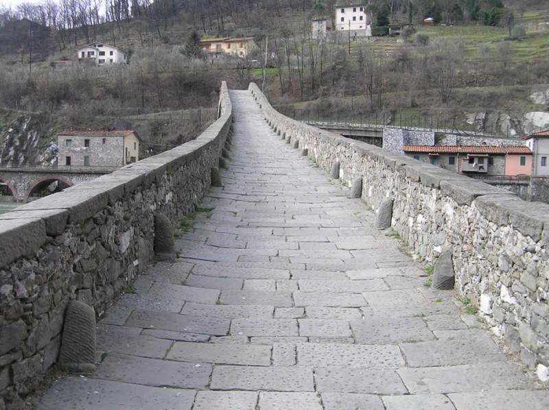 ponte del diavolo leggenda