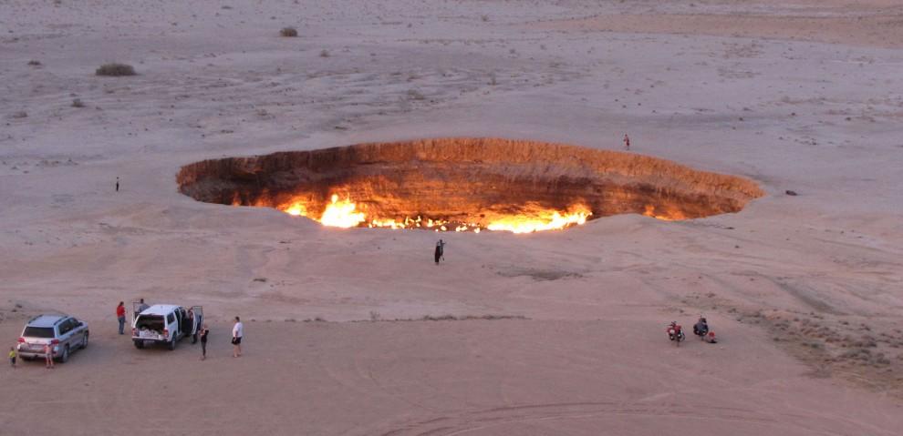 porta dell inferno