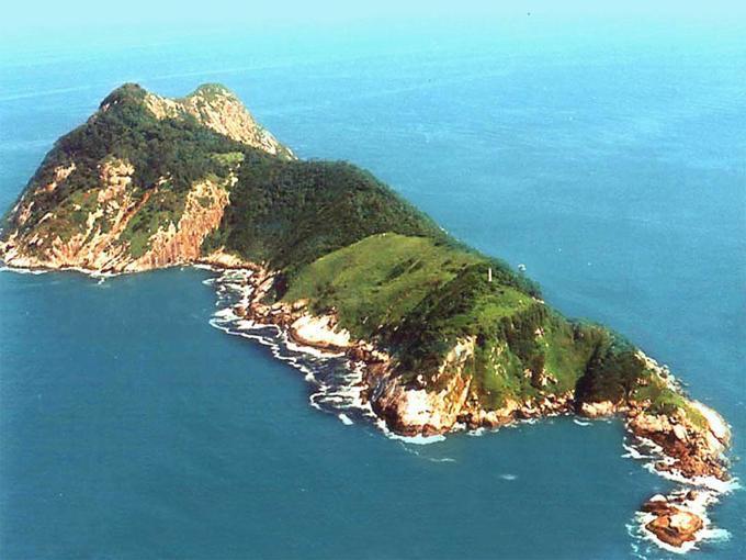 l'isola dei serpenti