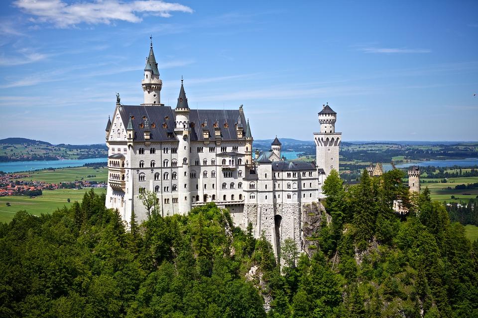 castello walt disney