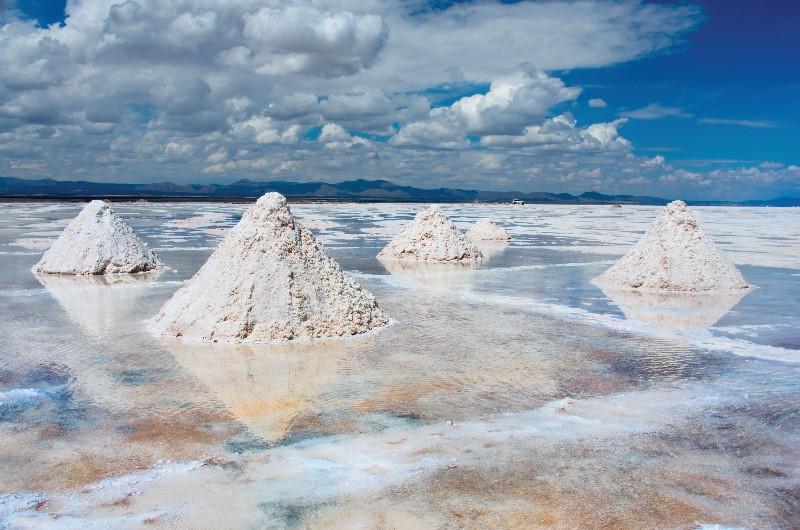 deserti di sale