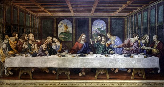 13 a tavola