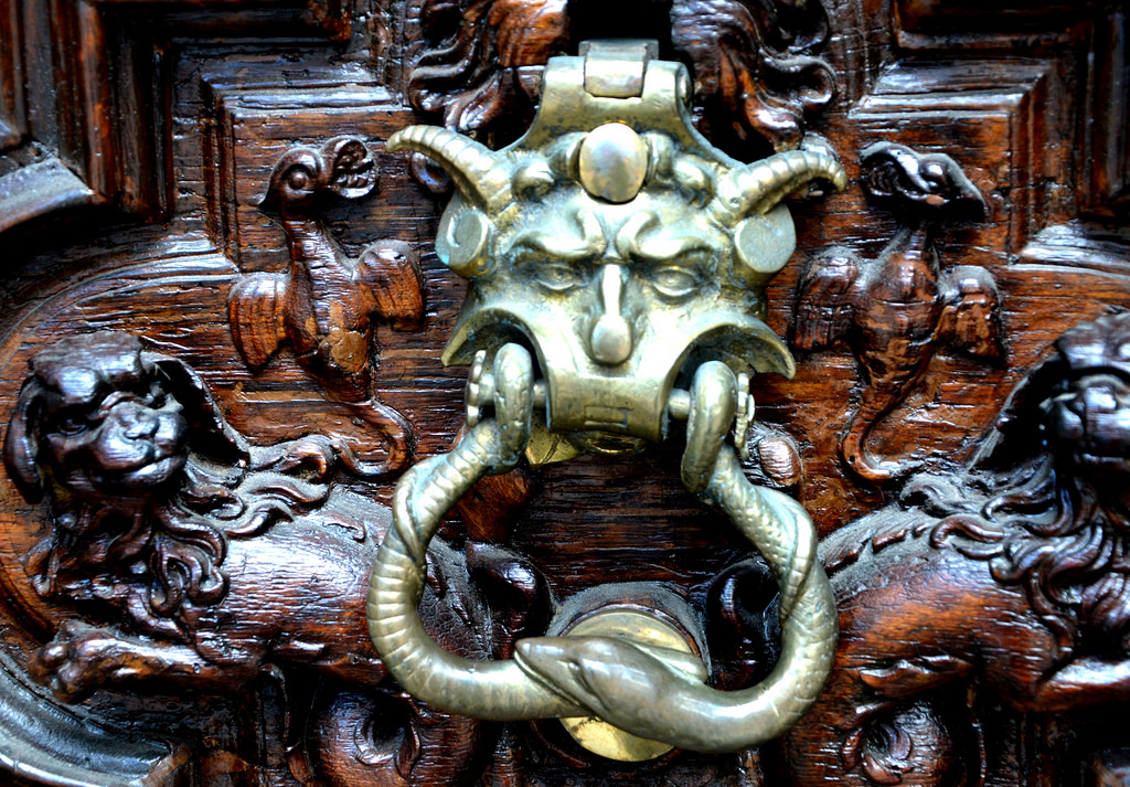 porta del diavolo
