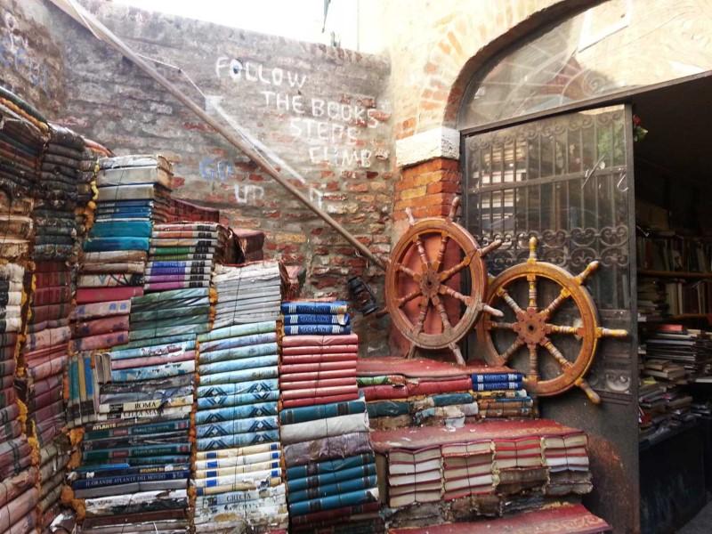 libreria venezia