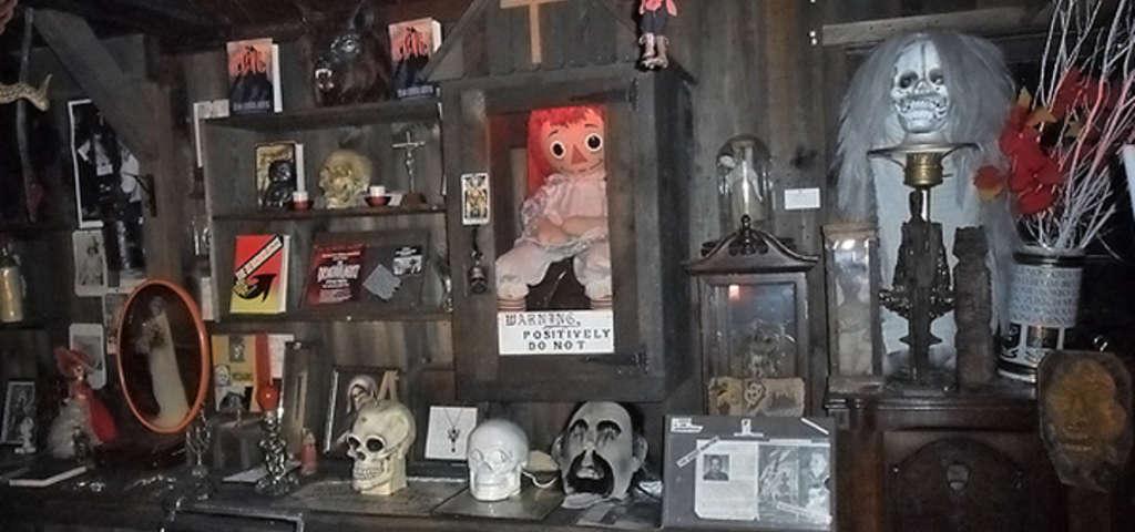 bambola malefica