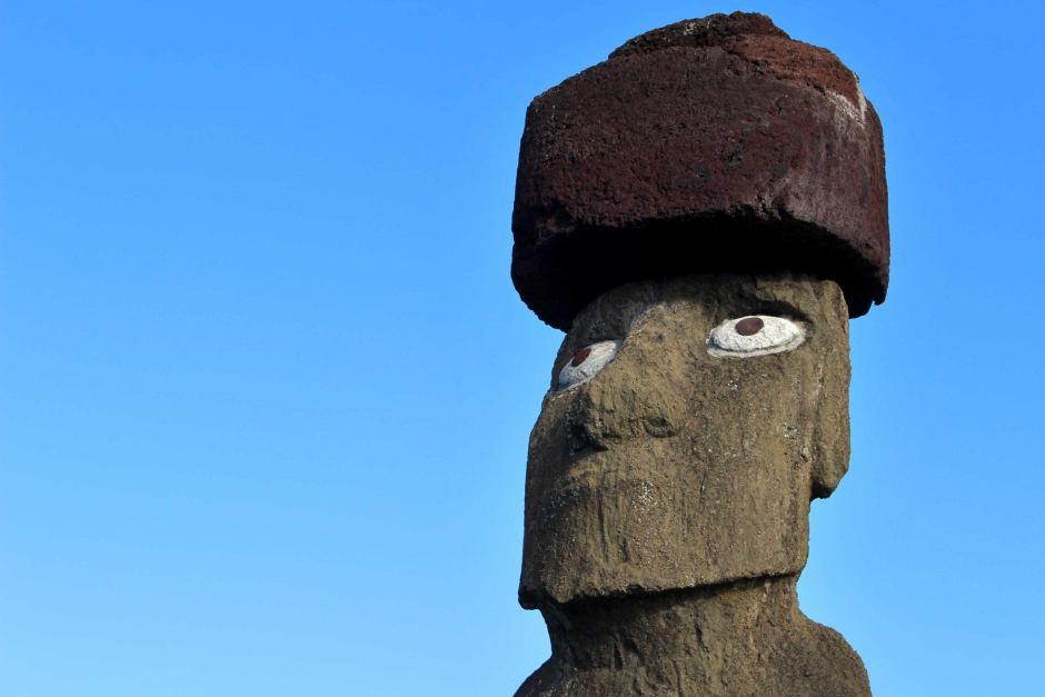 statua isola di pasqua