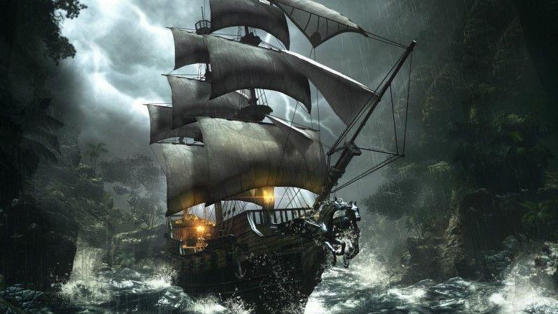 olandese volante nave