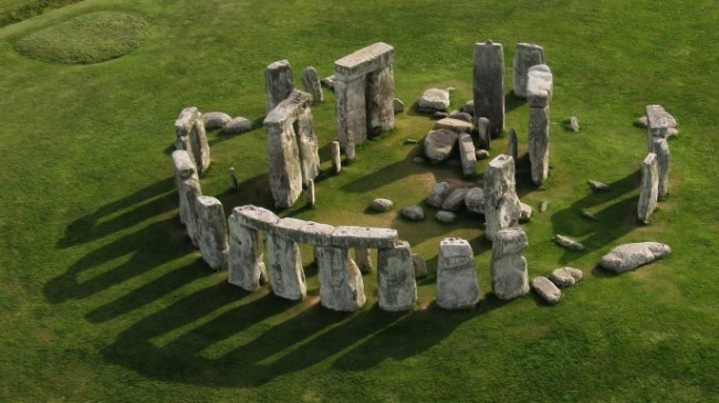 stonehenge storia