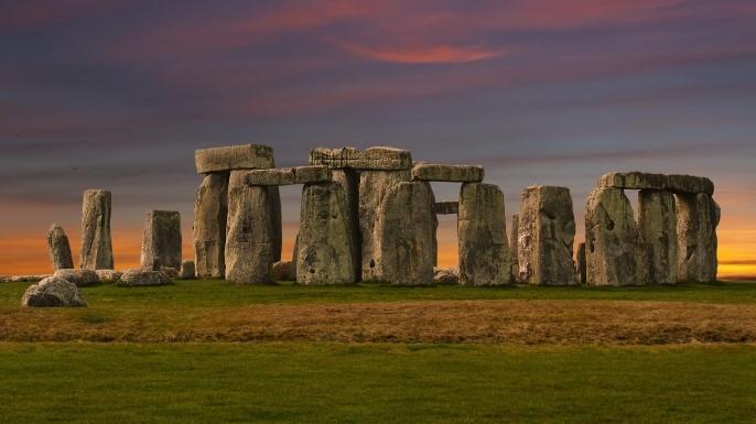 stonehenge dove si trova