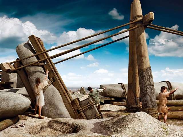 ricerca su stonehenge
