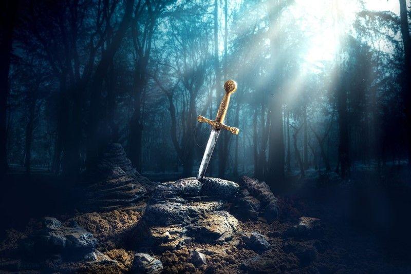 excalibur spada