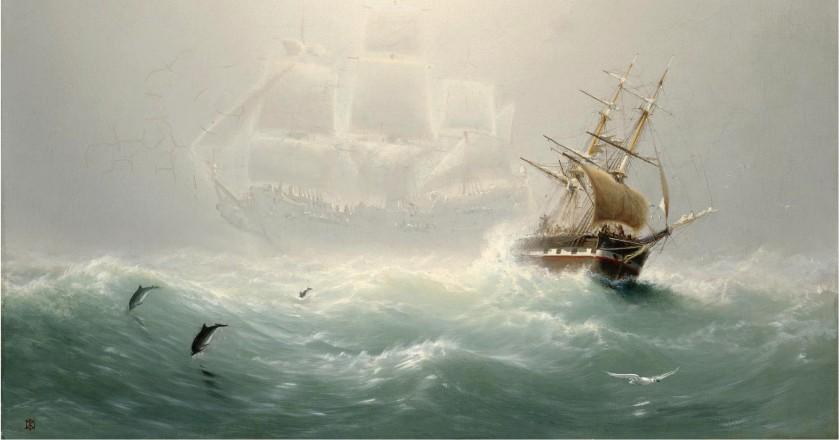 il vascello fantasma