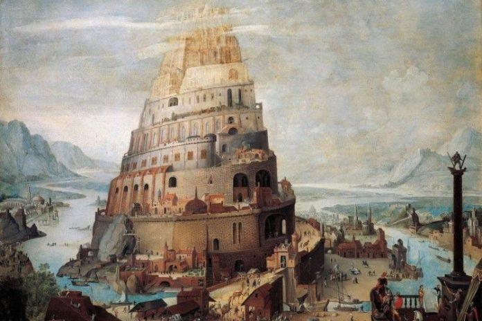 torre di babele