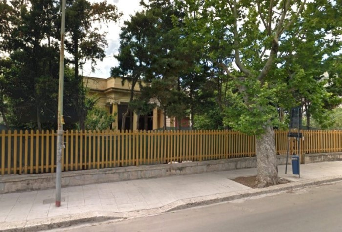 villa stregata mondello