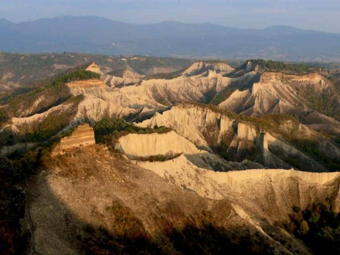 valle dei calanchi