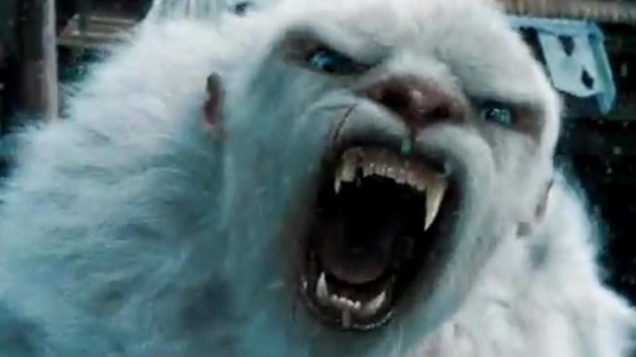 abominevole uomo delle nevi
