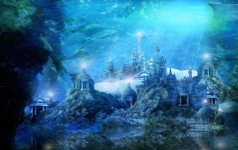 città di atlantide