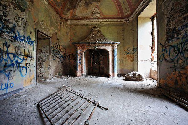 villa de vecchi cortenova lecco