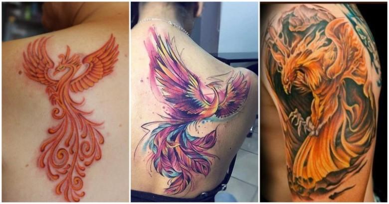 araba fenice tattoo