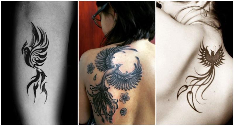 araba fenice tatuaggio