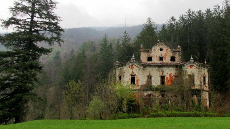 villa de vecchi lecco