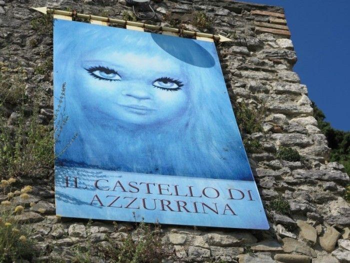 la storia di azzurrina
