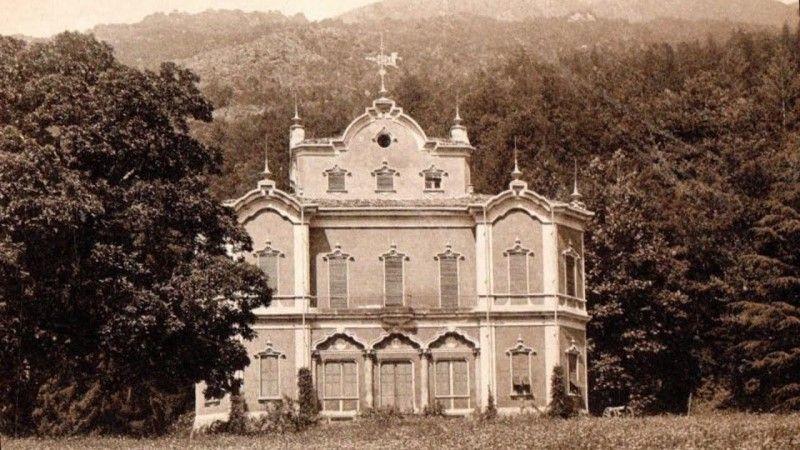 villa de vecchi cortenova