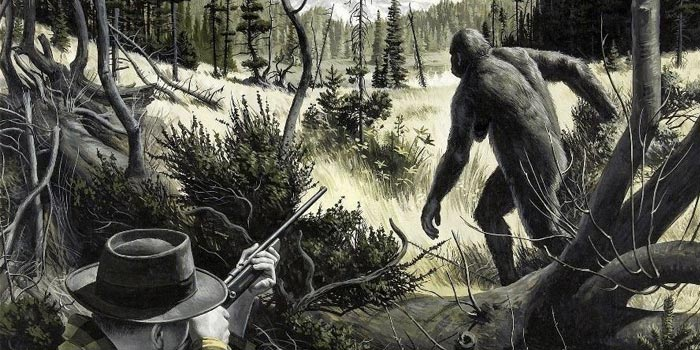 bigfoot esiste