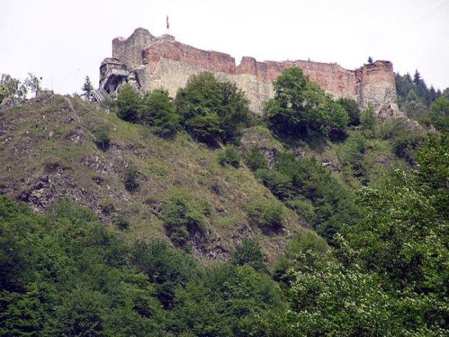 castello dracula romania