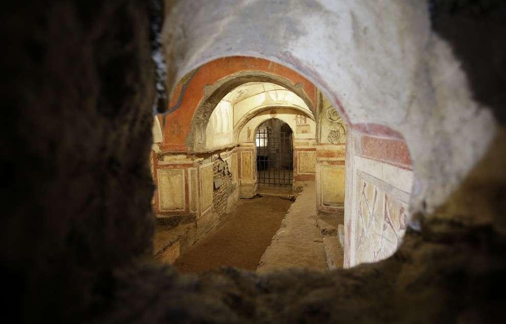 catacombe roma più belle