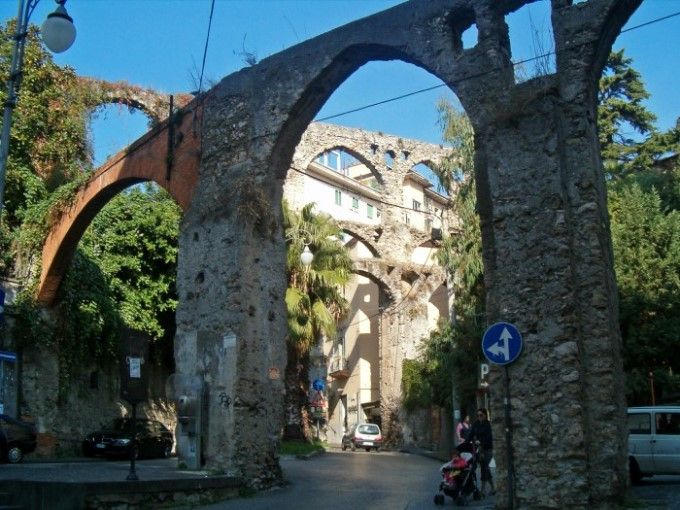 acquedotto salerno