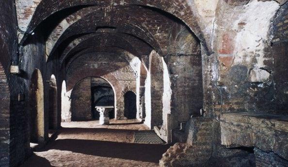 catacombe santa priscilla