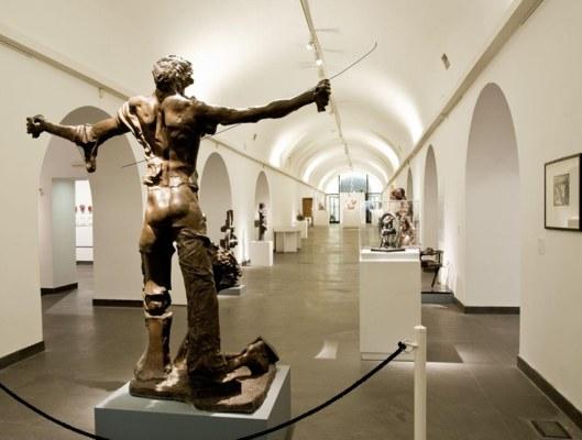museo del novecento napoli
