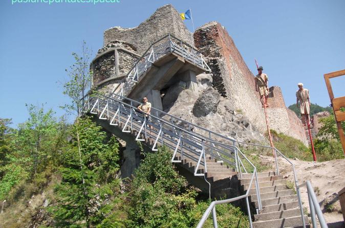 castello di dracula transilvania